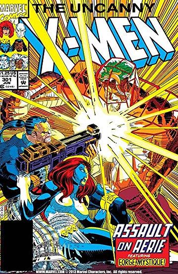 The Uncanny X-Men #301 - 1993