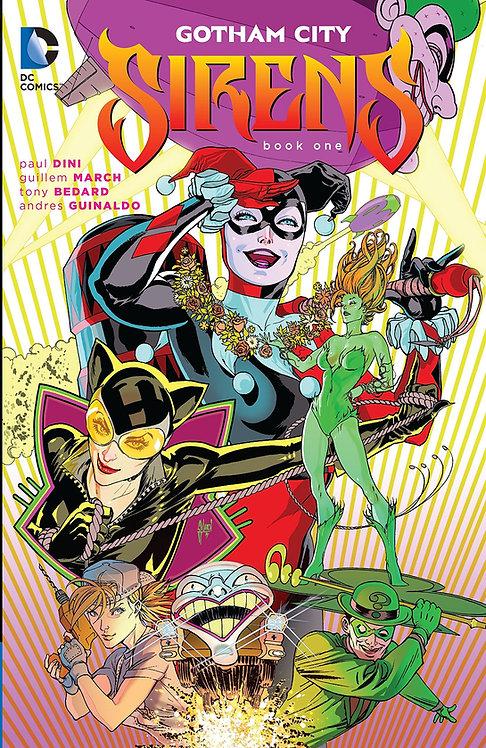 Gotham City Sirens Book 1 - TP