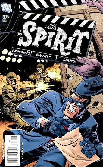 The Spirit #16