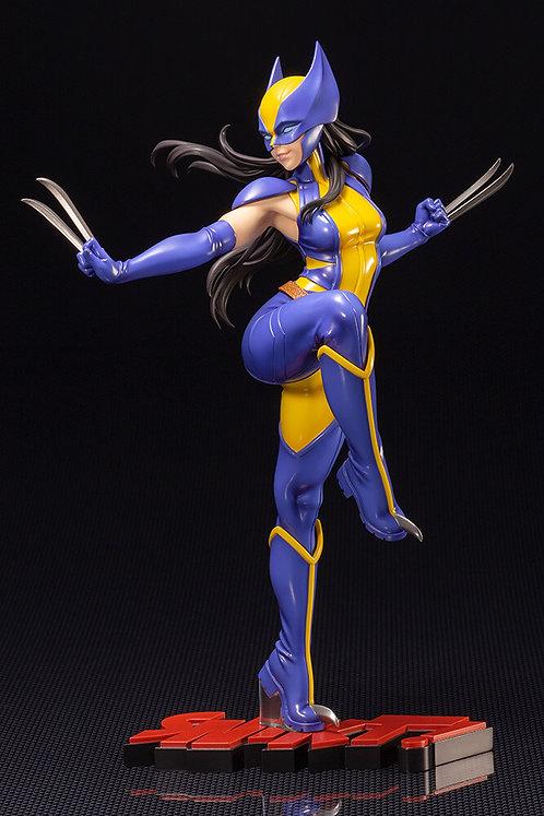 MARVEL UNIVERSE Wolverine (Laura Kinney) Bishoujo Statue