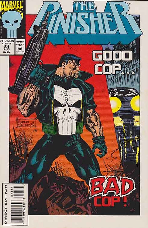 The Punisher #81
