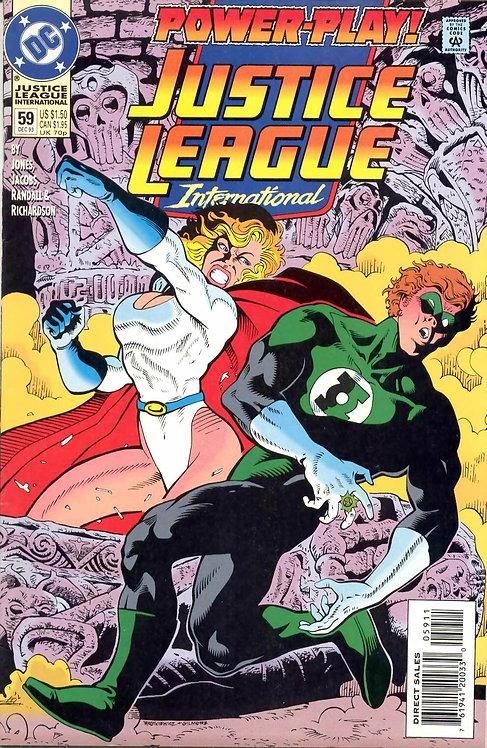 Justice League International #59 - 1993