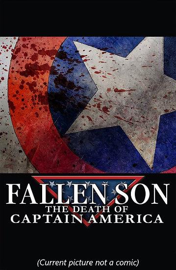 FALLEN SON - Complete 5 Comic Issue Run
