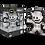 Thumbnail: Pixel Pals -Fallout Vault Boy Black & White Edition