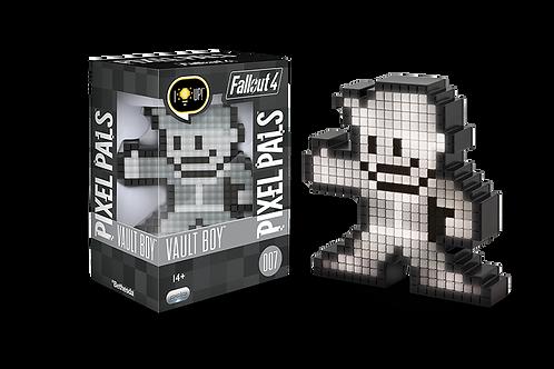 Pixel Pals -Fallout Vault Boy Black & White Edition