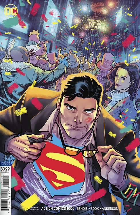 Action Comics #1006 (Variant Cover)