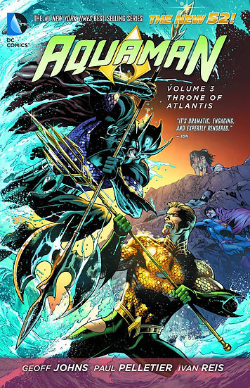 Aquaman Vol 3