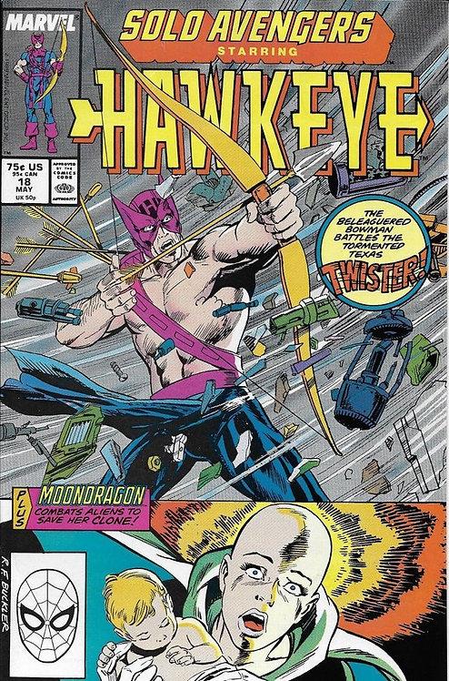 Hawkeye #18