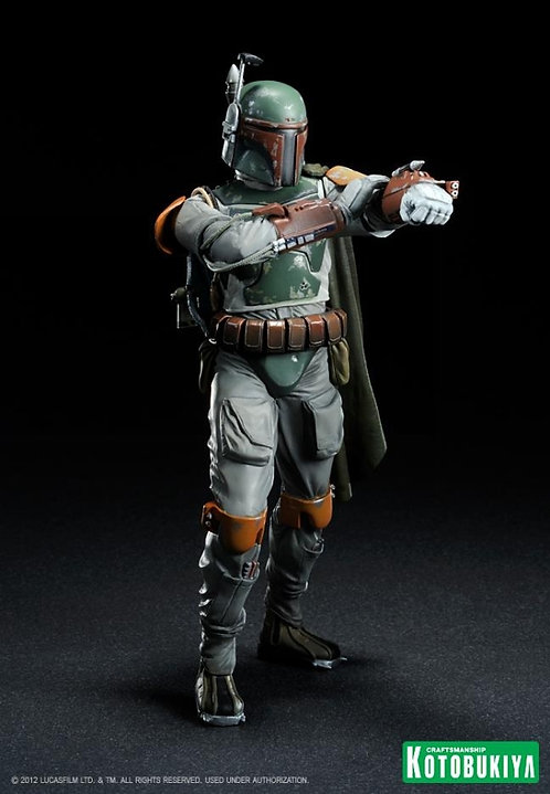 Boba Fett Return of the Jedi Version ArtFX+ Statue