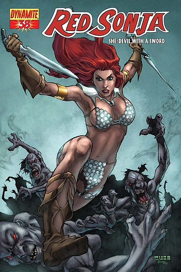 Red Sonja #38