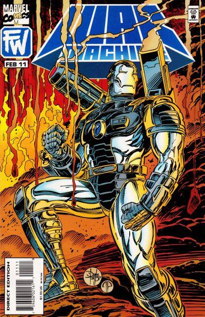 War Machine #11 - 1995