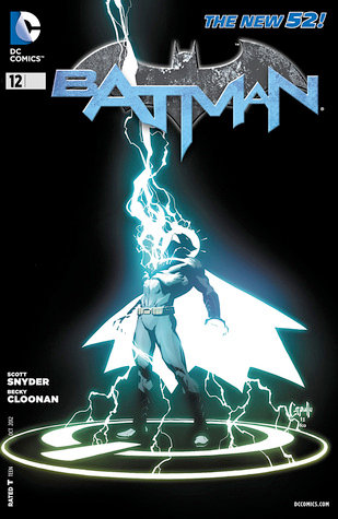 BATMAN #12 New 52