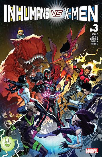 Inhumans vs X-men #03