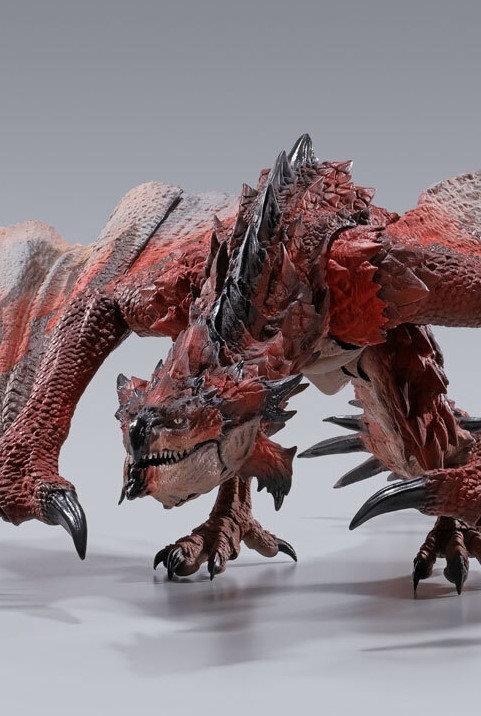 S.H.MONSTERARTS Monster Hunter World - Rathalos