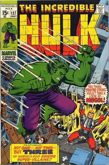 The Incredible Hulk #79 1978
