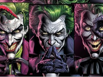 Batman: Three Jokers!