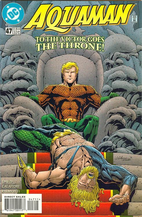 Aquaman #47 - 1998