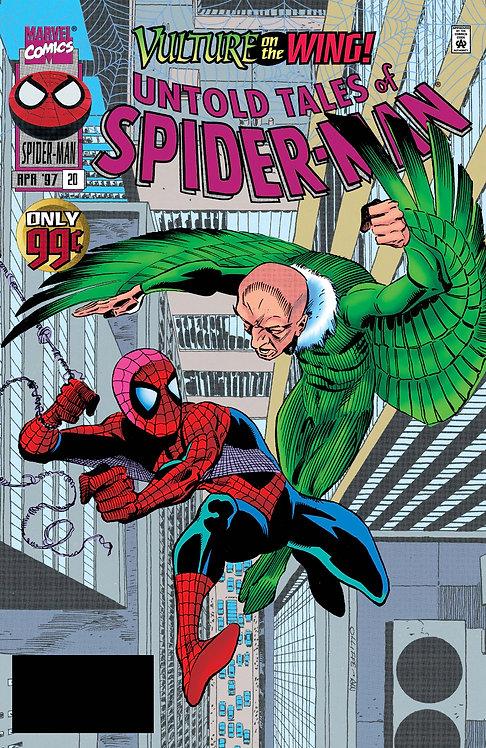 Untold Tales of Spider-man #20
