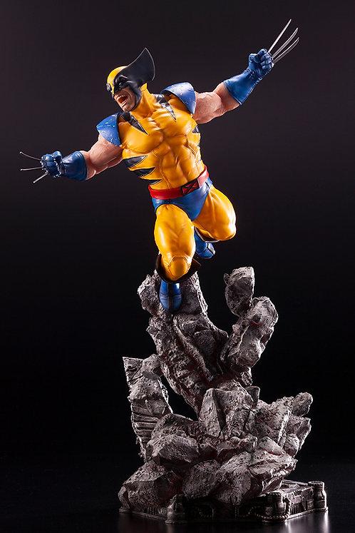 Wolverine X-Men Fine Art Statue