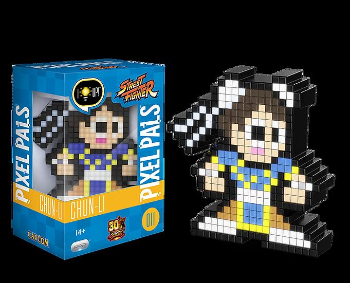 Pixel Pals -Street Fighter CHUN-LI