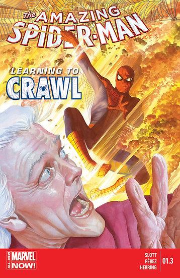 Spider-man #01.3