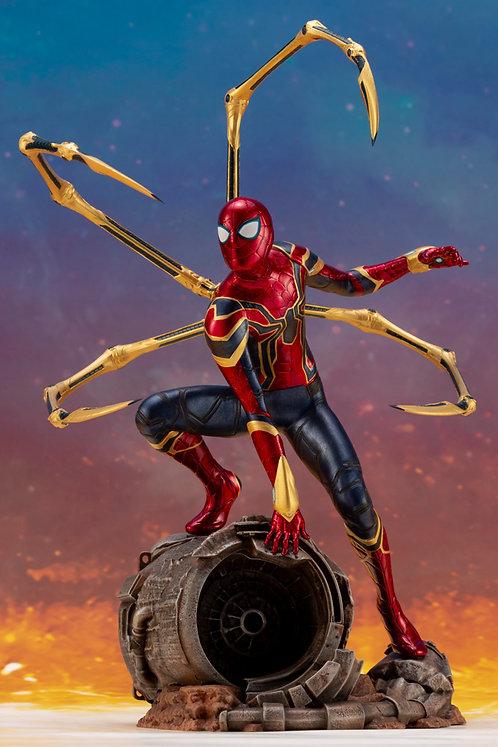 Iron Spider ArtFX+ Statue