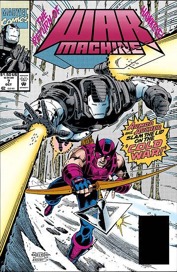 War Machine #7 - 1994
