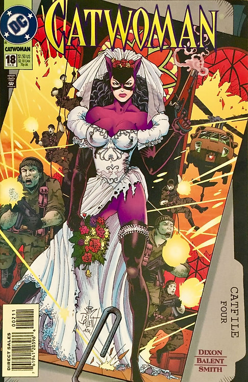 Catwoman #18 - 1995