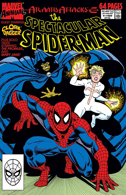 The Spectacular Spider-Man #9 Annual