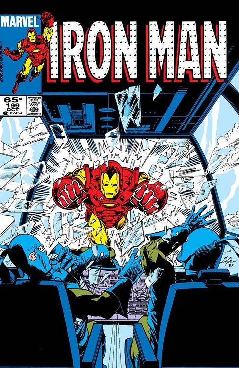 Iron Man #199