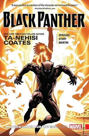Black Panther Book 2 - Nation Under Our Feet