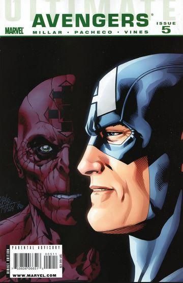 Ultmate Avengers Issue 5