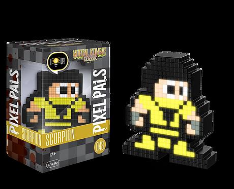 Pixel Pals - Mortal Kombat Scorpion
