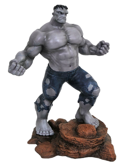 Grey Hulk PVC Statue Exclusive SDCC 2018