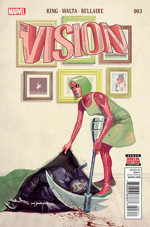 The Vision #003