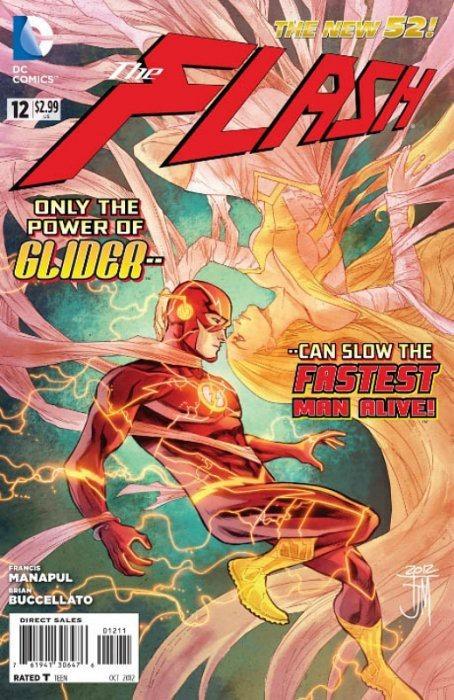 The Flash #12