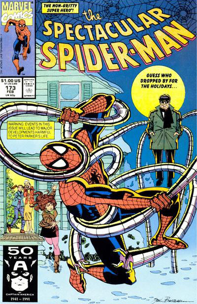 The Spectacular Spider-Man #173