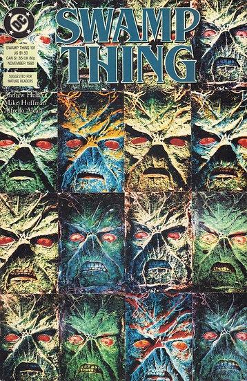 Swamp Thing #101 - 1990