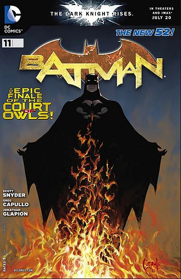 BATMAN #11 New 52