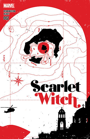 Scarlet Witch #002