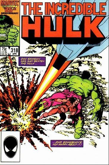 The Incredible Hulk #318