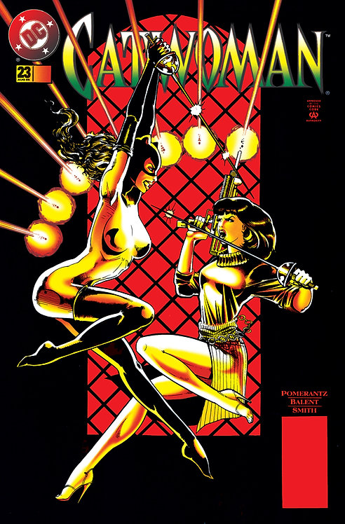 Catwoman #23 - 1995