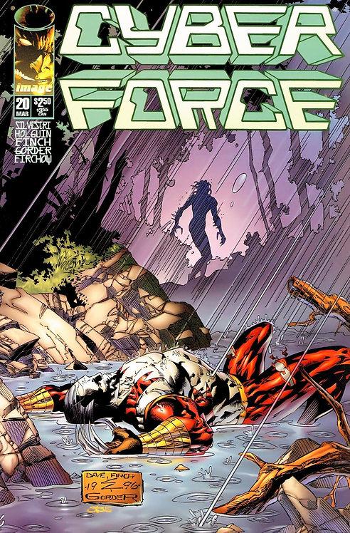 Cyber Force #20