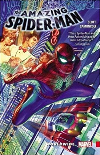 Amazing Spider-man Vol 1 Worldwide