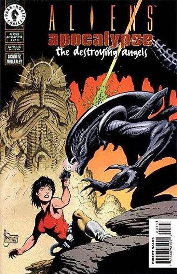 Aliens Apocalypse the Destroying Angels Part 3