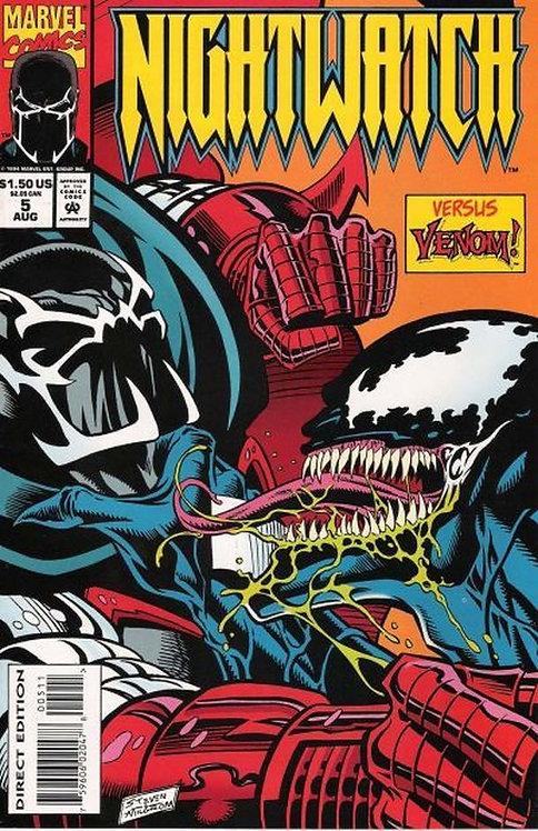 Nightwatch #5 -1994