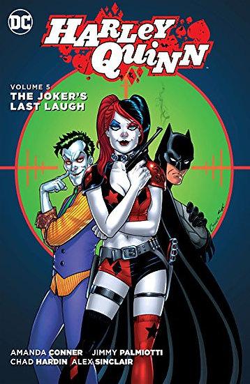 Harley Quinn Vol 5 The Jokers Last Laugh