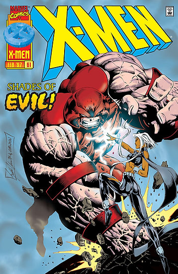 X-Men #61 - 1997