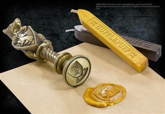 Harry Potter - Hufflepuff Wax Seal