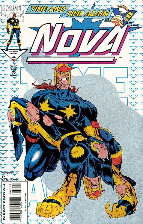 Nova #7 - 1994